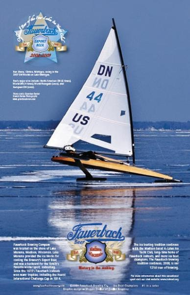 #1 fauerbach iceboat champs